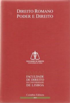 Portada de Direito Romano. Poder e Direito